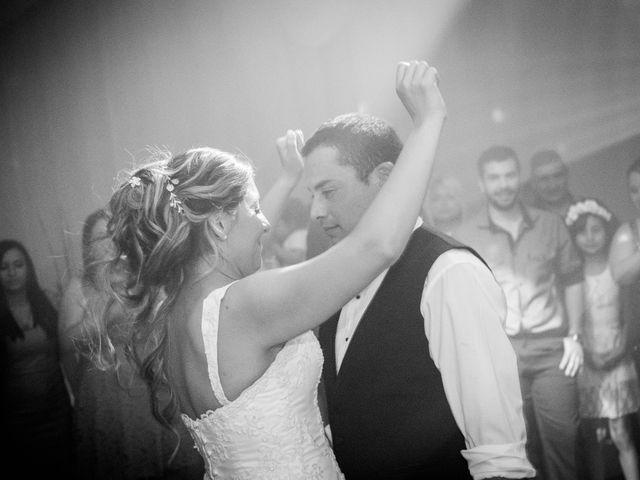 El casamiento de Milena y Martin