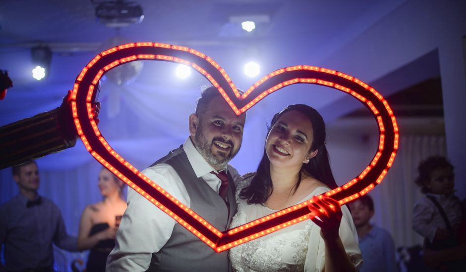 El casamiento de Agustin y Yasmin en Berazategui, Buenos Aires