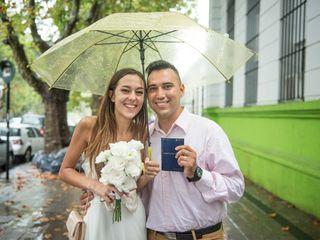 El casamiento de Débora y Luciano 1