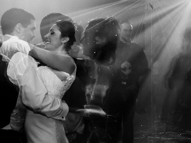 El casamiento de Laura y Mariano