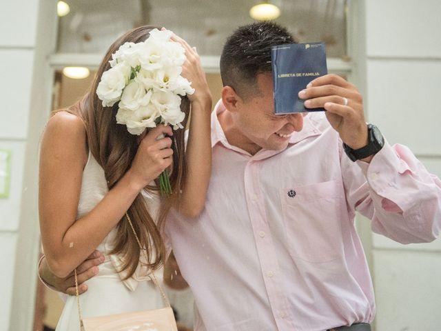 El casamiento de Luciano y Débora en La Plata, Buenos Aires 2