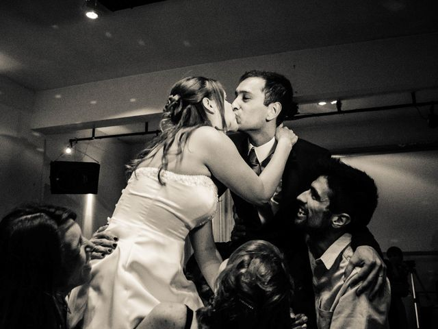 El casamiento de Valeria y Matias