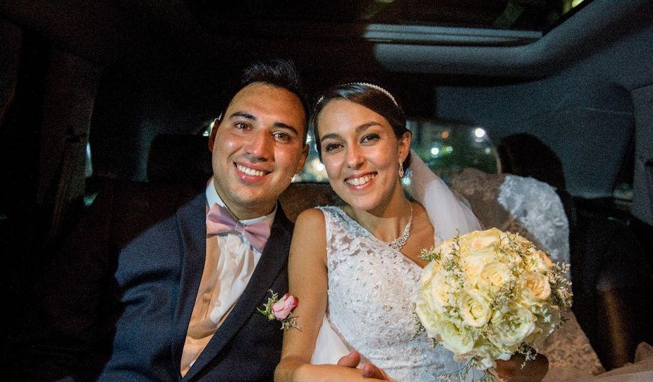El casamiento de Luciano y Débora en La Plata, Buenos Aires