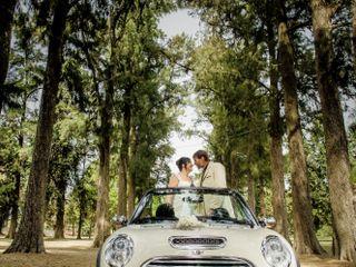El casamiento de Marcela y Sebas