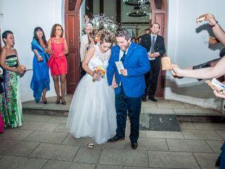 El casamiento de Vanina y Guillermo