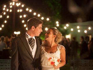 El casamiento de Vicky y Roberto