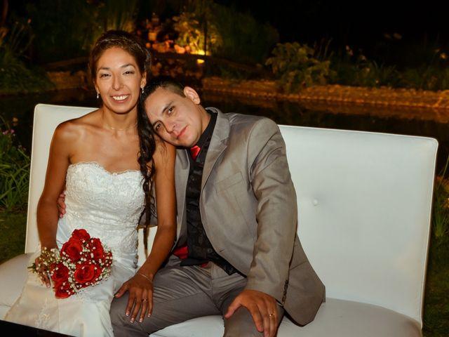 El casamiento de Andrea y Emilio