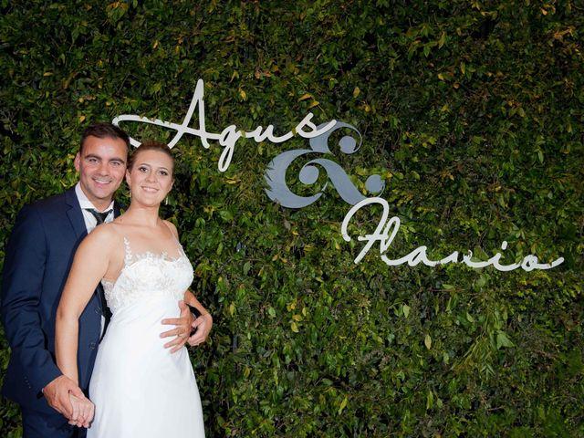 El casamiento de Agus y Flavio