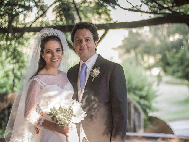 El casamiento de Lourdes y Leandro