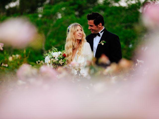 El casamiento de Astrid y Martin