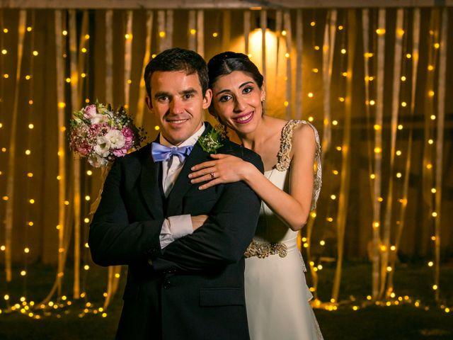 El casamiento de Noelia y Augusto