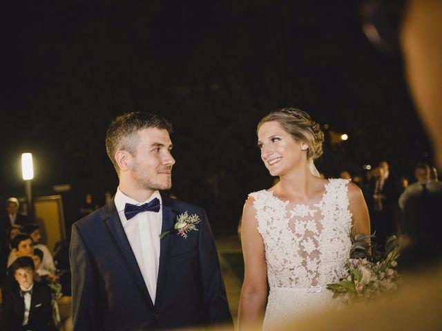 El casamiento de Mercedes y Alejandro