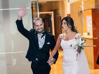 El casamiento de Victoria y Martin