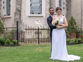 El casamiento de Julieta y Nicolás