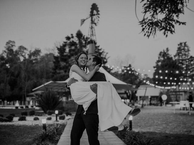 El casamiento de Flavio y Lilian en Guillermo E Hudson, Buenos Aires 22
