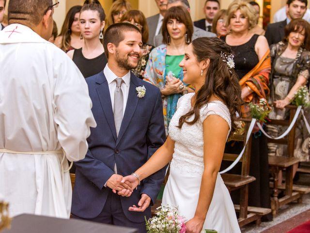 El casamiento de Paula y Bruno