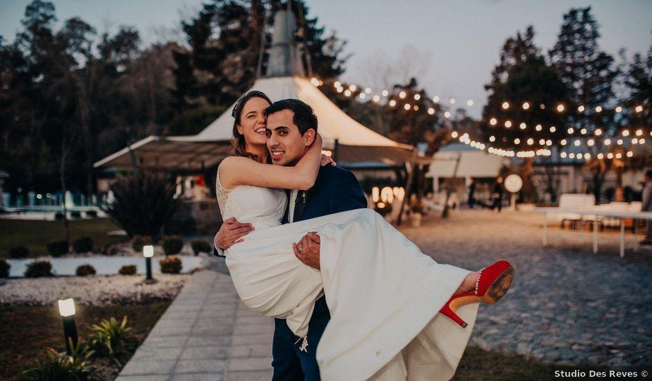 El casamiento de Flavio y Lilian en Guillermo E Hudson, Buenos Aires