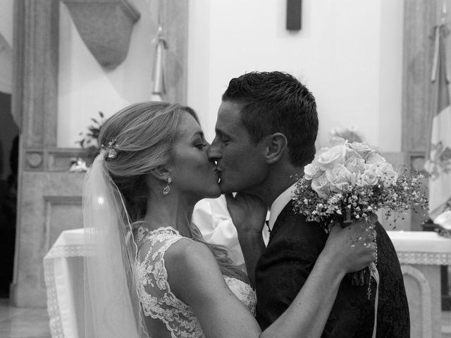El casamiento de Agustina y Eduardo