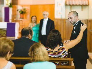 El casamiento de Mariana y Claudio 3