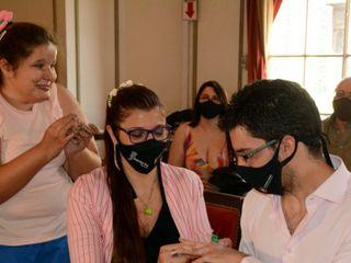 El casamiento de Mariana y Gonzalo 3