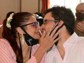 El casamiento de Mariana y Gonzalo
