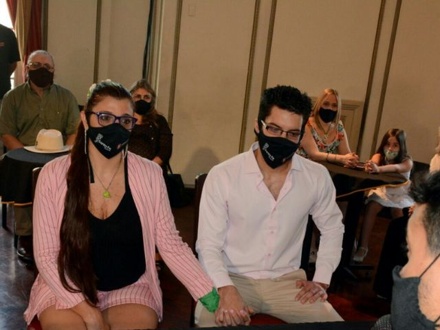 El casamiento de Gonzalo y Mariana en Rosario, Santa Fe 1