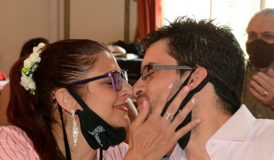 El casamiento de Gonzalo y Mariana en Rosario, Santa Fe