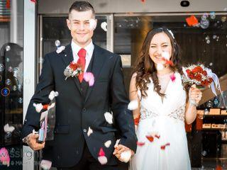 El casamiento de Verónica y Michael