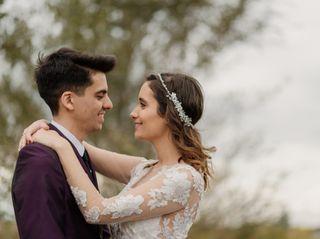El casamiento de Fanny y Carlos