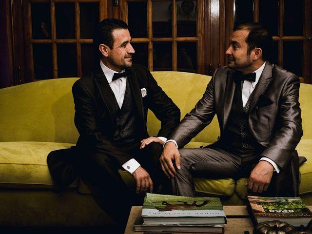 El casamiento de Juan Pablo y Pedro Alejandro