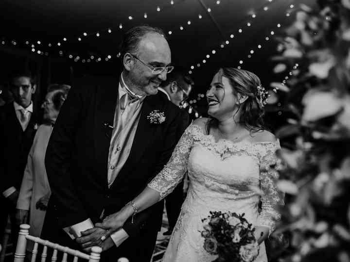 El casamiento de Adri y Ángel