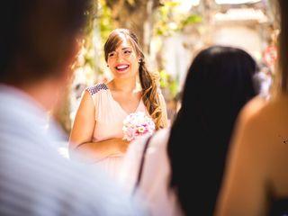El casamiento de Andrea y Matias 1