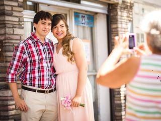 El casamiento de Andrea y Matias 2