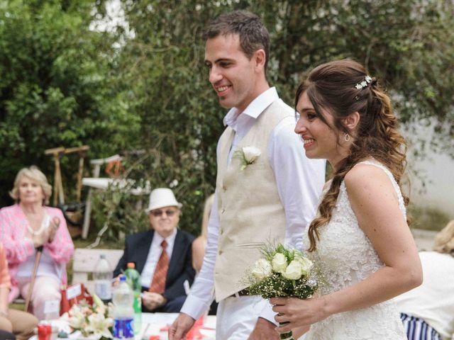 El casamiento de Ariana y Martín