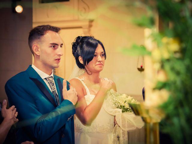 El casamiento de Agus y Geri