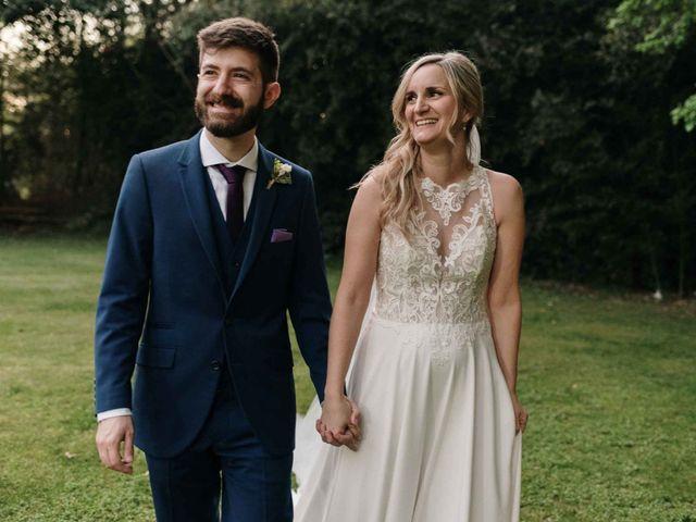 El casamiento de Juliana y Bernabé