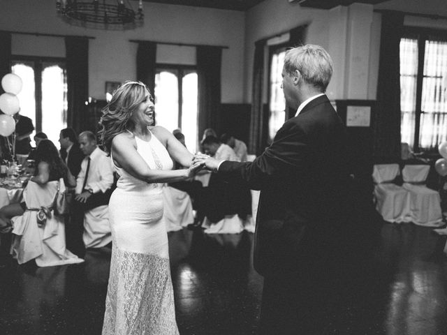 El casamiento de Beatriz y Federico