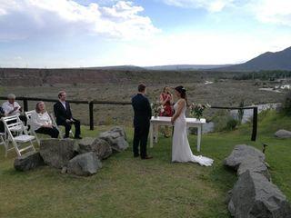 El casamiento de Gabriela  y Reinhard  2