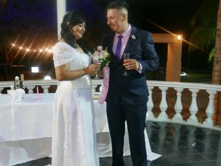 El casamiento de Noemí  y Raúl