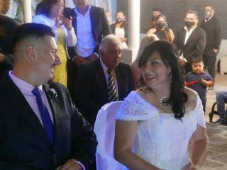El casamiento de Noemí  y Raúl  3