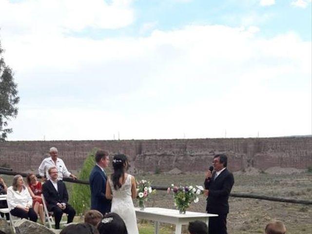 El casamiento de Reinhard  y Gabriela  en Cacheuta, Mendoza 1
