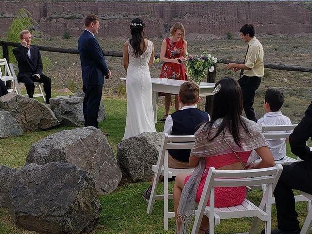 El casamiento de Reinhard  y Gabriela  en Cacheuta, Mendoza 3