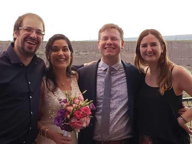 El casamiento de Reinhard  y Gabriela  en Cacheuta, Mendoza 4
