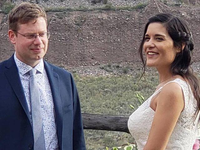 El casamiento de Reinhard  y Gabriela  en Cacheuta, Mendoza 6