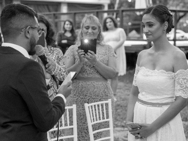 El casamiento de Abril y Josías  en Colonia Benítez, Chaco 7