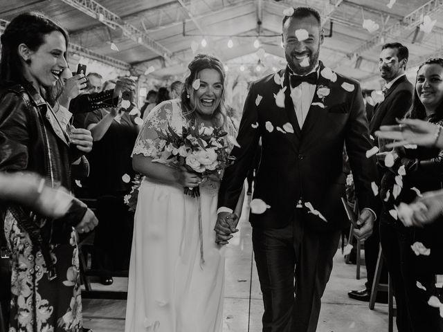 El casamiento de Stefo y Juampi