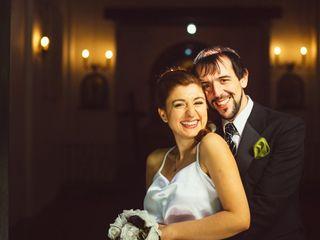 El casamiento de Rocío y Matías