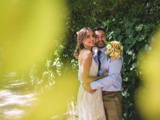 El casamiento de Sami y Dani