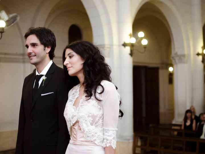 El casamiento de Laura y Guillermo