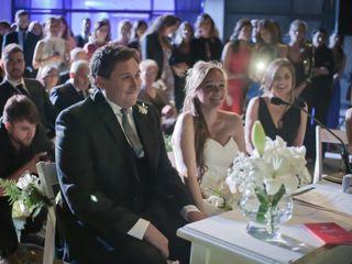 El casamiento de Antonella y Matías